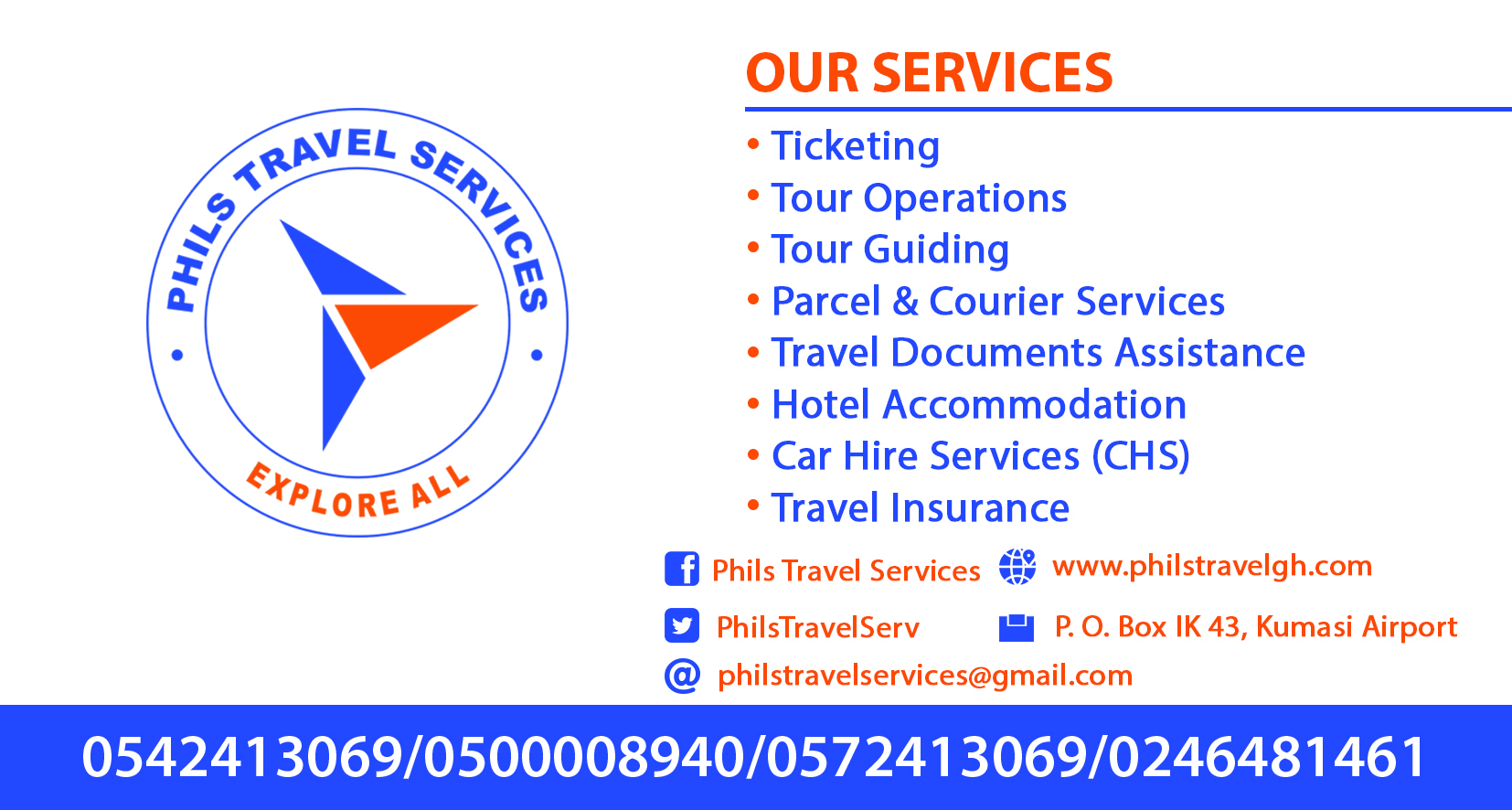 Phils Our Services