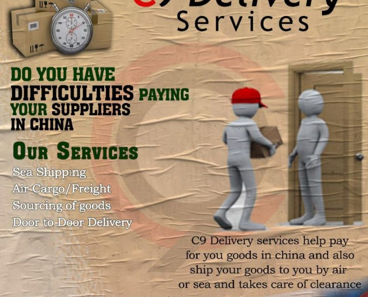 C9 DELIVERY SERVICES