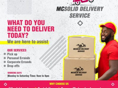 MCSOLID DELIVERY SERVICES