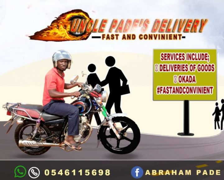 Uncle Pade's Delivery