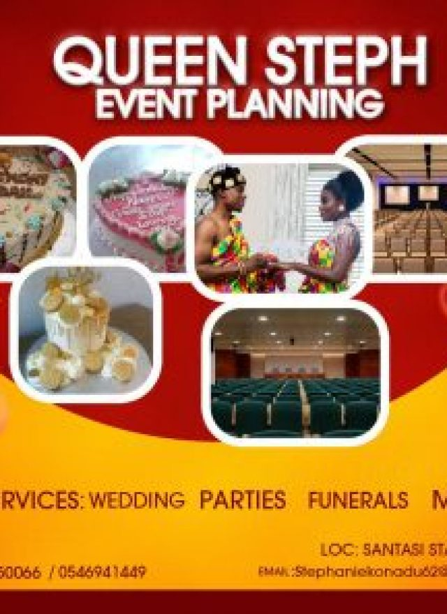 QUEEN STEPH EVENT PLANNING