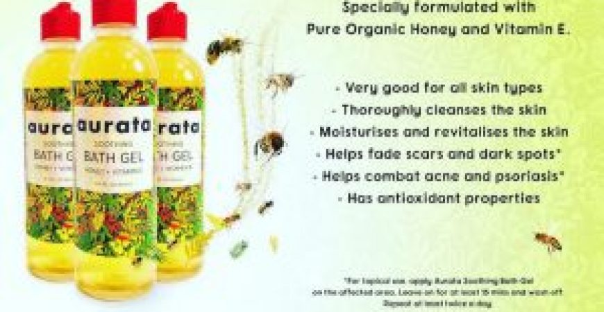 What do you know about Aurata Soothing Bath Gel?