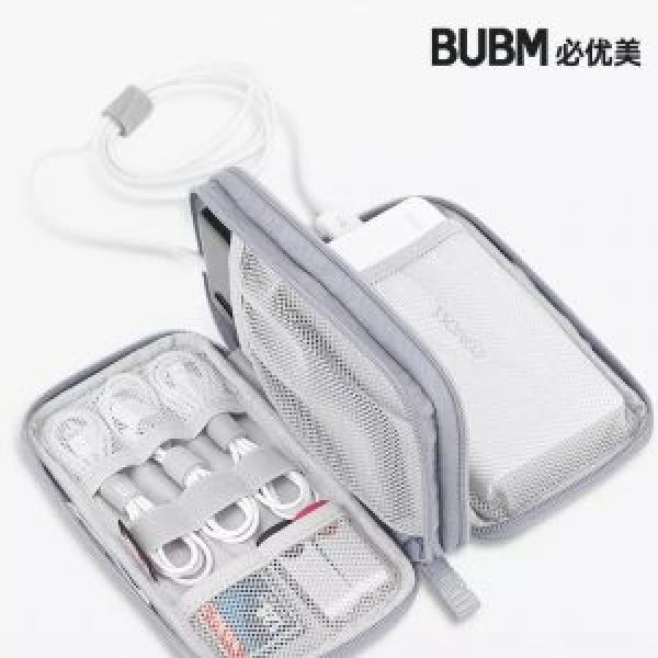 High Quality Multi-Purpose Pouch for Phones, Power Banks, Cables