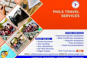 Travel Services by Phils Travel